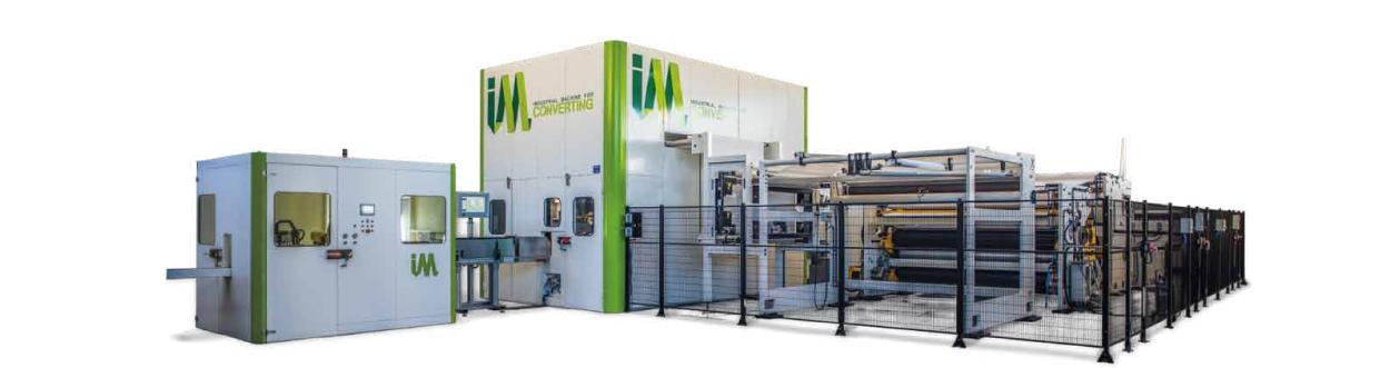 Macchine industriali IM Fold